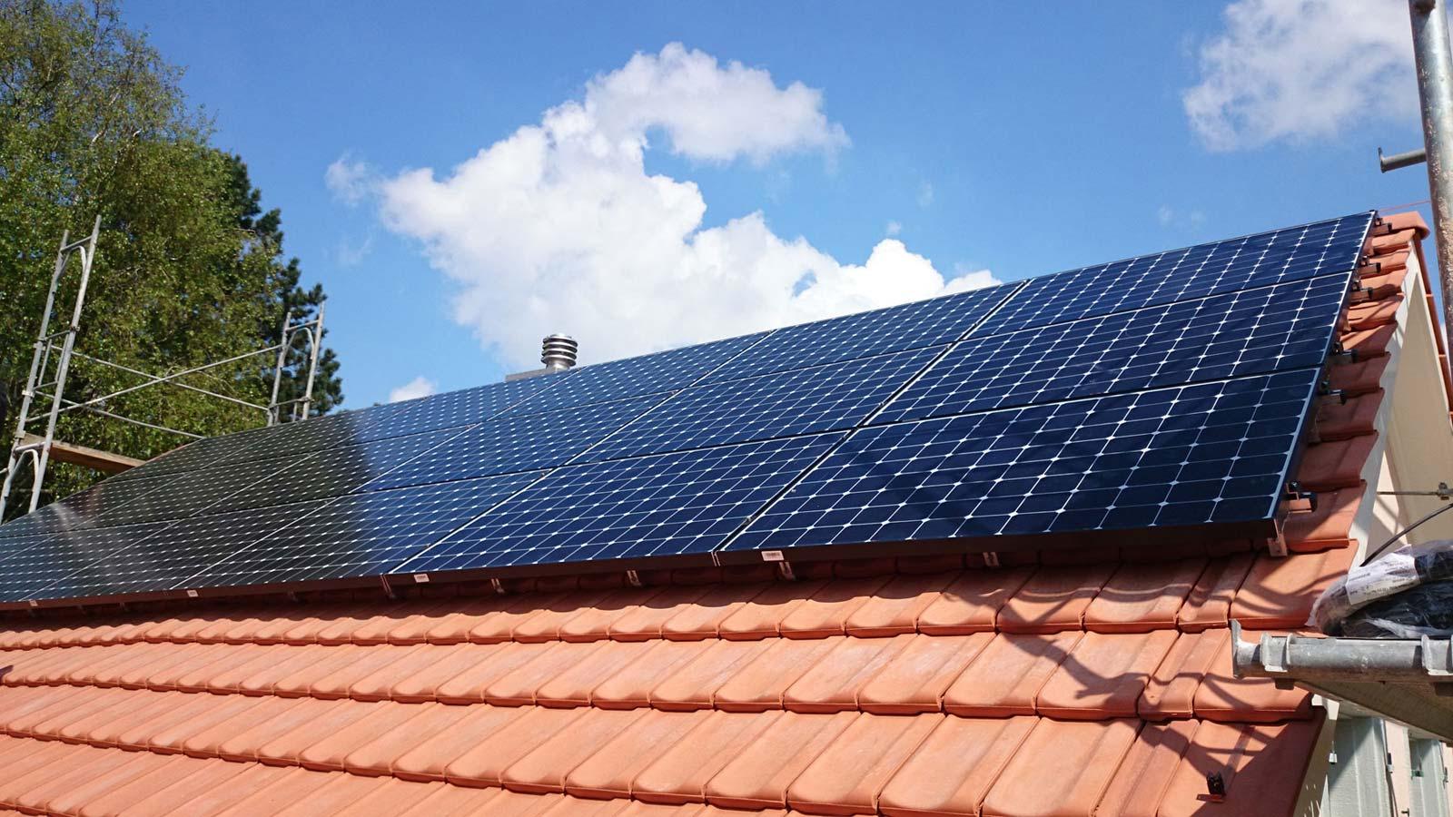swissvoltaic Binningen