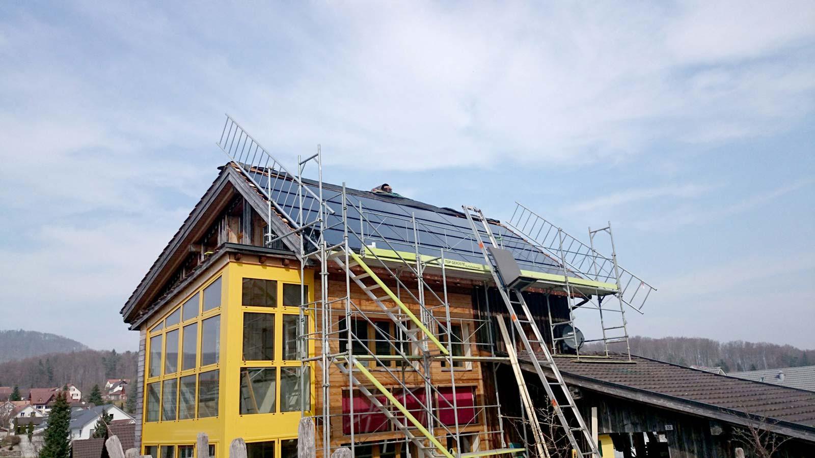 swissvoltaic Lupsingen