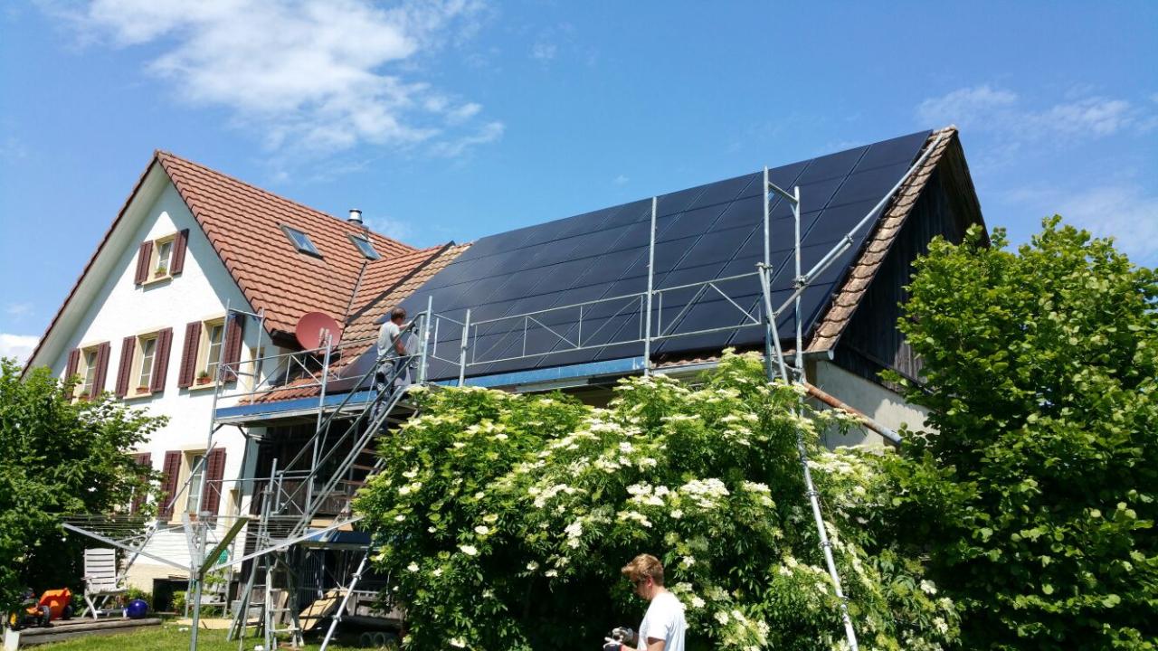 swissvoltaic Reiden