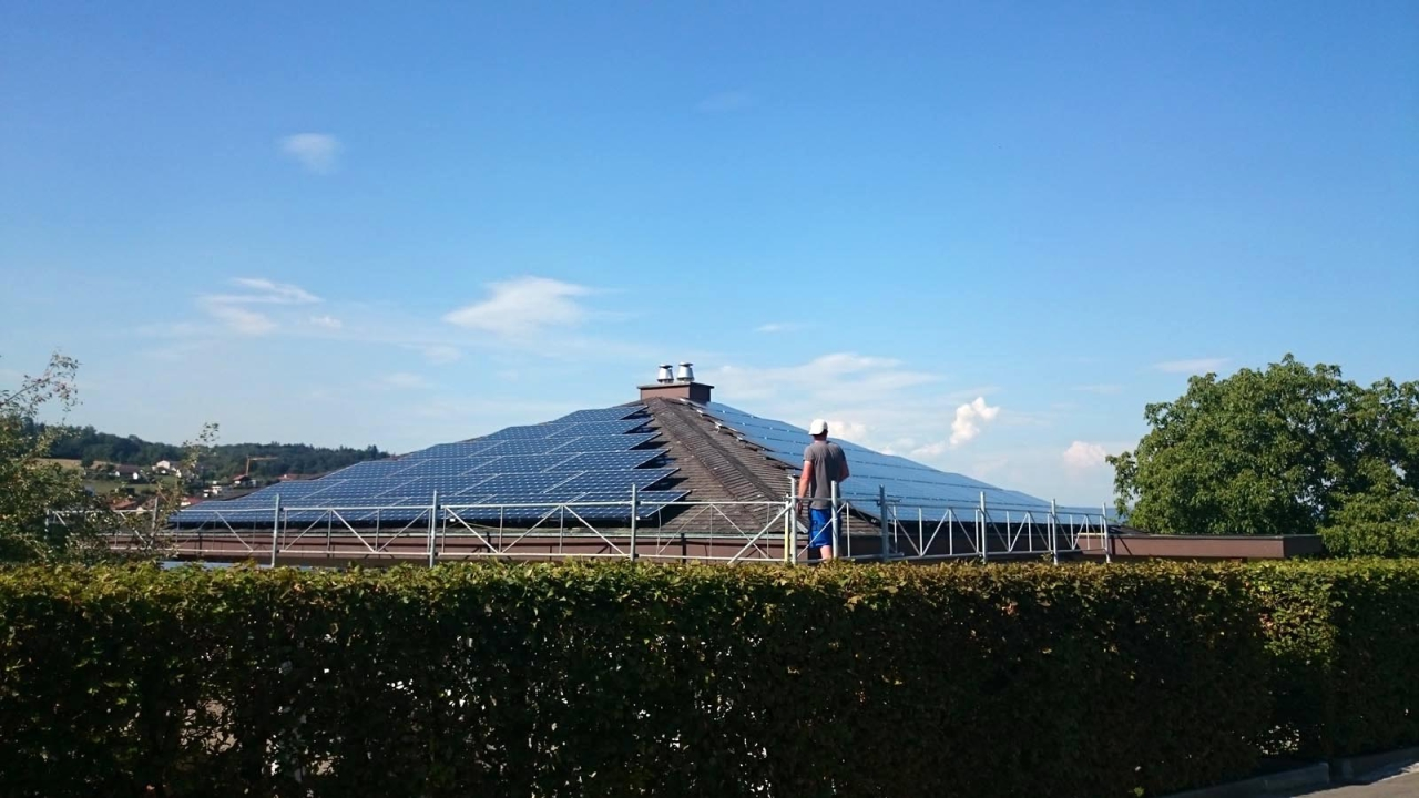 swissvoltaic Safenwil