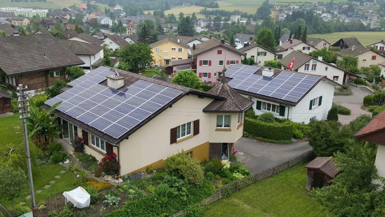 swissvoltaic Strengelbach II