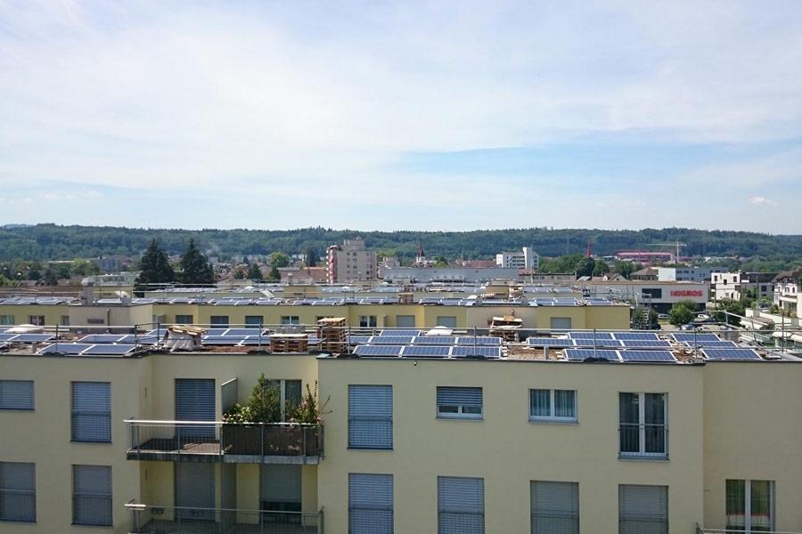 swissvoltaic Große Anlagen